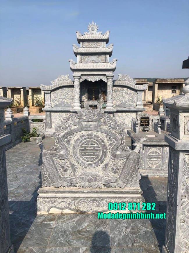 Vài nét về lăng mộ bằng đá tại Ninh Vân - Ninh Bình