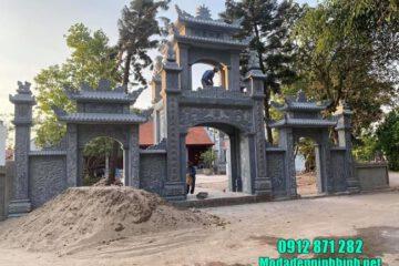 các mẫu cổng nhà thờ họ đẹp