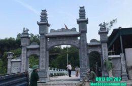 cổng chùa đẹp
