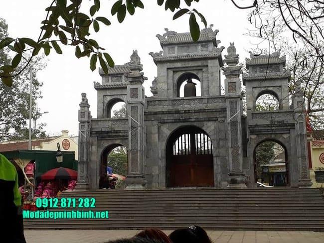 cổng chùa đẹp nhất