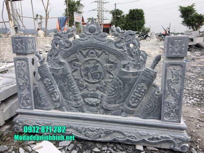 cuốn thư đá giá rẻ tại Hà Nội