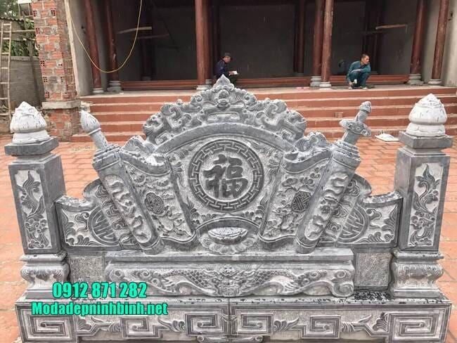 mẫu cuốn thư đá đẹp tại Hà Nội