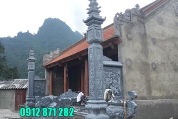 cột đồng trụ đá tại Hà Nội