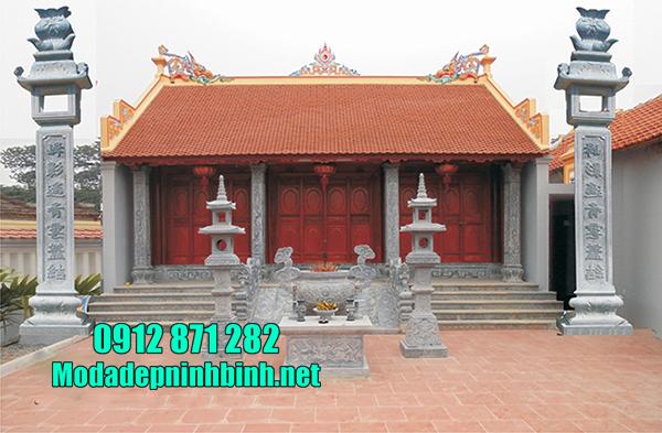 cột đồng trụ tại Hà Nội đẹp