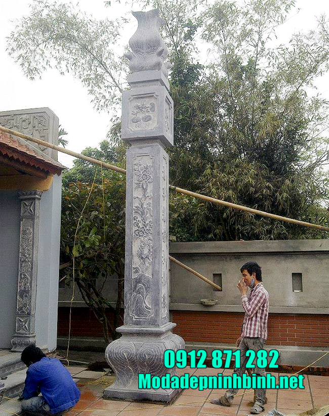 cột đồng trụ tại Hà Nội