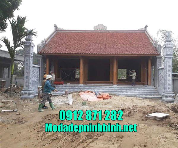 mẫu cột đồng trụ tại Hà Nội đẹp