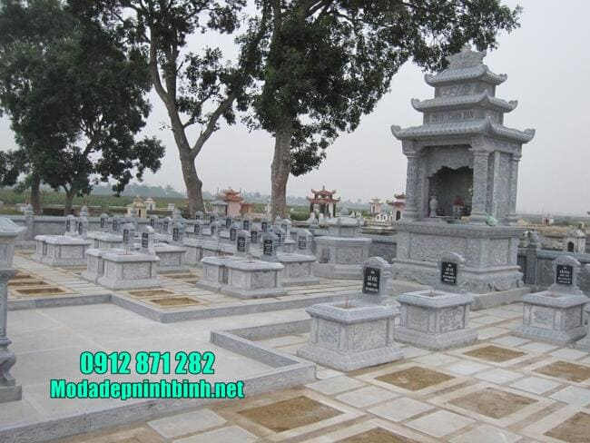 lăng mộ đẹp tại Bình Định