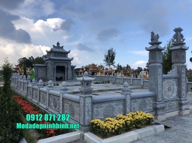 mẫu lăng mộ đẹp tại Bình Phước