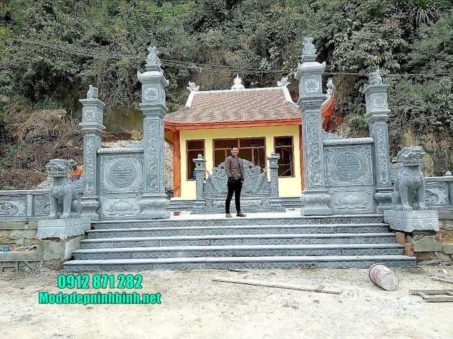 cổng nhà thờ họ đẹp nhất tại Hải Dương