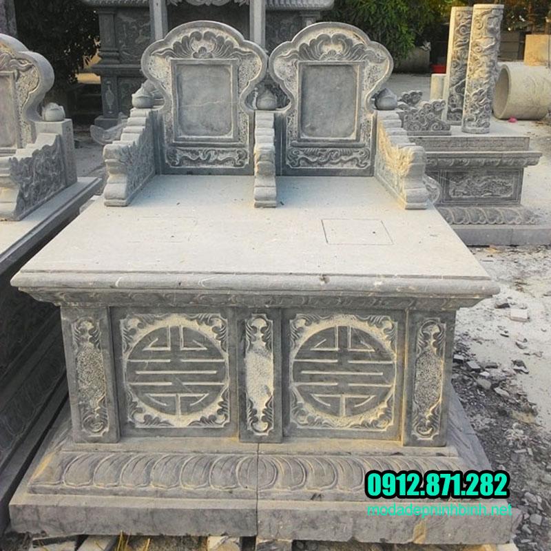 Mẫu mộ cha mẹ đẹp