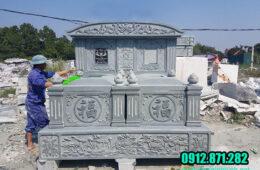 Mẫu mộ song thân